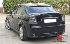 "Бампер задний ""Concept"" для Ford Focus 2 седан [2004-2011]"