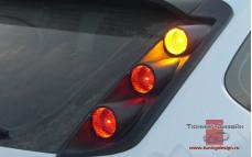 "Задняя модульная оптика ""Morette"" для Ford Focus 2 хэтчбек [2004-2008]"