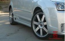"Пороги ""Sport"" для Ford Focus 2 купе [2004-2008]"