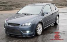 """Тюнинг обвес """"Sport"""" для Ford Focus 2 купе рестайлинг [2004-2008]"""