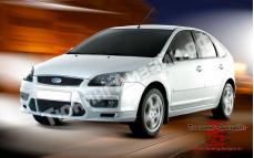 """Тюнинг обвес """"YTS"""" для Ford Focus 2 хэтчбек [2004-2008]"""