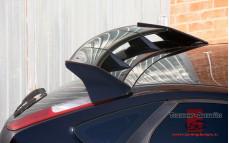 """Спойлер """"RS"""" для Ford Focus 2 хэтчбек и купе [2004-2008]"""