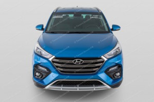 """Бампер передний """"Andromeda"""" Hyundai Tucson III [2015-2018]"""