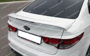 "Спойлер (со стоп-сигналом) ""BSM Performance"" для Kia Rio III седан [2011–2017]"