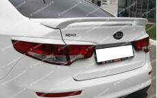 """Спойлер (без стоп-сигнала) """"BSM Performance"""" для Kia Rio III седан [2011–н.в.]"""
