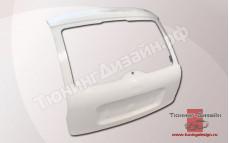 """Крышка багажника стеклопластиковая """"AFP"""" для Лады Калина хэтчбек (ВАЗ 1119)"""