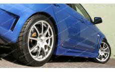 """Пороги """"RPM"""" для Mitsubishi Lancer 10 [2007–2016]"""