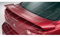 """Спойлер """"Sport 2.0L"""" для Mitsubishi Lancer 10 (рестайлинг) [2007–2016]"""