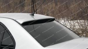 """Накладка на стекло (козырек) """"ARS-2"""" для Mitsubishi Lancer 9 [2003-2009]"""