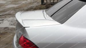 """Лип-спойлер """"ARS"""" для Mitsubishi Lancer 9 [2003-2009]"""