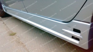 "Пороги ""EGR"" для Mitsubishi Lancer 9 [2003-2009]"