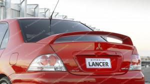 """Спойлер """"Sport 2.0L"""" для Mitsubishi Lancer 9 [2003-2009]"""