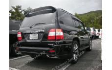 """Спойлер со стоп-сигналом """"ARS"""" для Toyota Land Cruiser 100 [1998-2008]"""