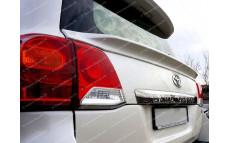 """Лип-спойлер """"ARS"""" для Toyota Land Cruiser 200 [2008-2015]"""