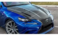 """Капот стеклопластиковый """"MV"""" для Lexus IS-3 [2013-2016]"""