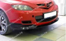 """Центральная вставка для клыков """"ARS"""" для Mazda 3 Sport"""