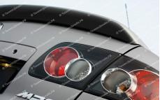 """Лип-спойлер """"ARS MPS"""" для Mazda 6 GG"""