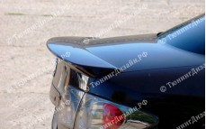 """Лип-спойлер """"MV MPS"""" для Mazda 6 GG"""