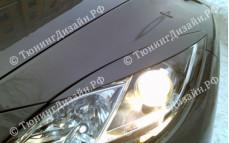 "Накладки на фары (реснички) ""ARS"" для Mazda 6 GH"