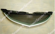 "Решетка радиатора (маска) ""MV1 Sport"" для Mazda 6 GH"
