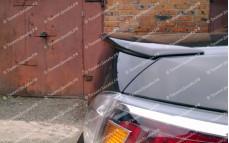 """Лип-спойлер """"MV Sport"""" тюнинг для Mazda 6 GH (Мазда 6)"""