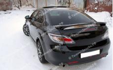 "Спойлер (высокий) ""MV Sport"" для Mazda 6 GH (седан)"