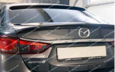 "Накладка на стекло (козырек) ""ARS"" для Mazda 6 GJ"