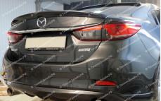 "Лип-спойлер ""ARS MPS"" для Mazda 6 GJ"