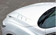 """Капот стеклопластиковый """"SkyActivSport"""" тюнинг для Mazda 6 GJ (Мазда 6)"""
