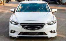 """Решетка радиатора (маска без оригинального основания) """"MV Sport"""" для Mazda 6 GJ"""