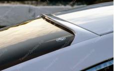 """Накладка на стекло (козырек) """"BROOMER Design"""" для Mazda 6 GJ"""