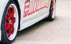 "Пороги ""SkyActivSport"" для Mazda 6 GJ"