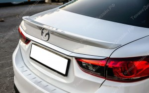 "Лип-спойлер ""BROOMER Design"" для Mazda 6 GJ"