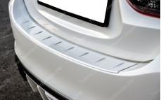 """Защитная накладка на задний бампер """"MV"""" тюнинг для Mazda 6 GJ (Мазда 6)"""