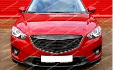 "Решетка радиатора (маска) ""ARS"" тюнинг для Mazda CX-5 (Мазда CX5)"
