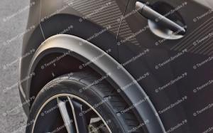 """Накладки на арки (расширители 30 мм) """"MV"""" для Mazda CX-5"""