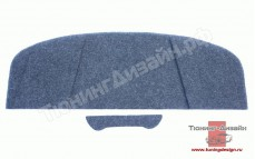 Полка для Лады Приора седан (ВАЗ 2170)