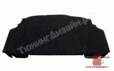 Полка для Лады Приора купе (ВАЗ 21728) [с боковинами]