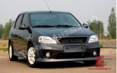"Тюнинг обвес ""Power DM"" для Renault Logan фаза 2 [2009-2014]"
