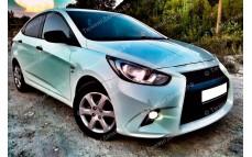 "Тюнинг обвес ""YT Sport"" для Hyundai Solaris седан [2010-2014]"