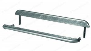 Пороги для Нивы Урбан и ВАЗ 2131 (металлический лист)