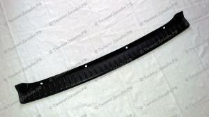 Защитная накладка на задний бампер для Datsun on-DO