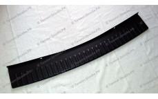 "Защитная накладка на задний бампер ""Тюнинг-Дизайн"" тюнинг для Renault Duster (Рено Дастер)"