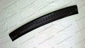 Защитная накладка на задний бампер для Volkswagen Polo V