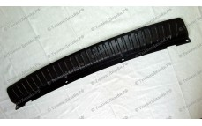 Защитная накладка на задний бампер для Лады Приора седан (ВАЗ 2170)