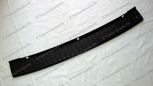 Защитная накладка на задний бампер для Лады Приора универсал (ВАЗ 2171)