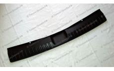 "Защитная накладка на задний бампер ""Тюнинг-Дизайн"" тюнинг для Renault Sandero (Рено Сандеро)"