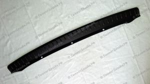 Защитная накладка на задний бампер для Лады Vesta