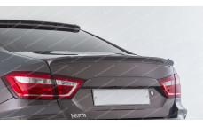 """Лип-спойлер """"X-Mugen"""" Lada Vesta"""