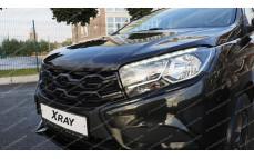 "Решетка радиатора (маска) ""Drive"" для Lada XRay"